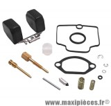 kit reparation pour carbu de type pwk (flotteur, pointeau, axe, joints...)