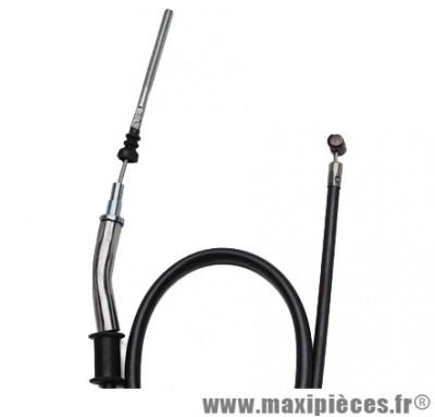 Transmission / cable de frein de scooter arriere pour mbk booster (a partir de 2004 et apres)