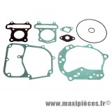 Pochette de joint moteur gy6 139 qmb, Peugeot kisbee, sym orbit, norauto razzo, baotian bt49qt 50cc 4t * Prix spécial !