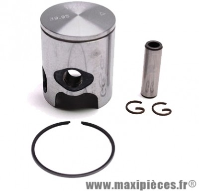 piston de scooter artek k2 pour cyl alu (mono segment): mbk booster spirit stunt rocket ovetto nitro ...(50cc 2t)