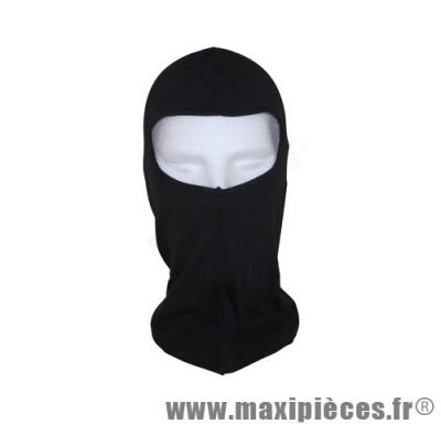 Prix discount ! cagoule sous casque hublot RC taille unique coton couleur noir