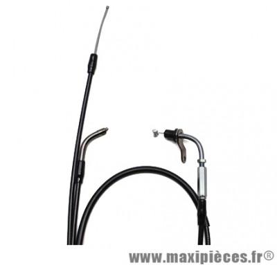 transmission de gaz / cable d'accelerateur de 50 a boite pour rieju smx/rmx