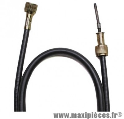 Transmission / cable de compteur de scooter pour peugeot v-clic