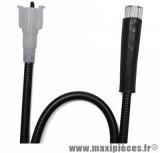 Transmission / cable compteur pour scooter piaggio zip 2t/4t après 2000