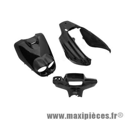 Kit carrosserie carénage noir pour booster rocket (5 pièces)