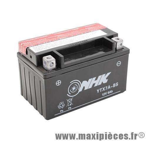 batterie pour flame 125.