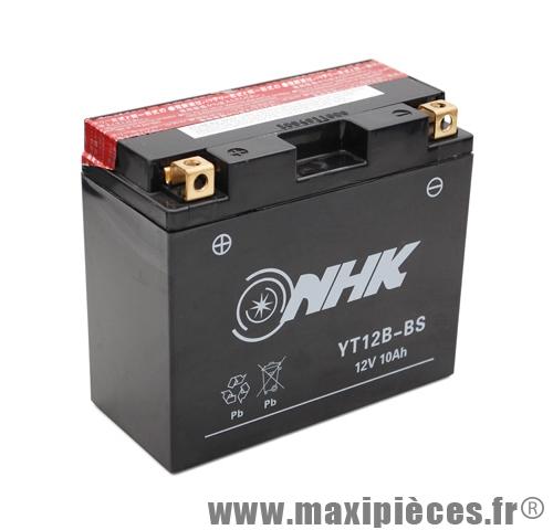 Batterie pour scooter 12v 10ah