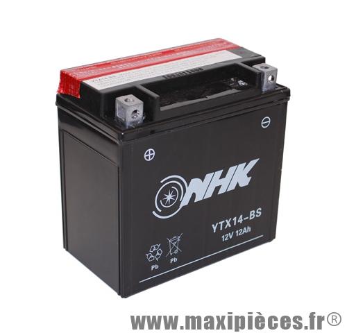 Batterie pour scooter 12v 12ah