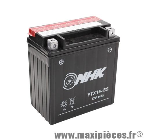 Batterie pour scooter 12v 14ah