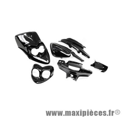 Kit carrosserie carénage noir pour booster ng (6 pièces)