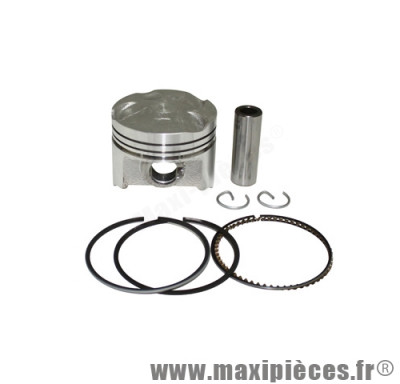 piston de scooter adaptable origine : mbk booster ovetto yamaha bw's neos... 4t (diametre 38,00)
