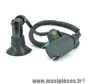 bobine d'allumage adaptable origine pour scooter cpi gtr hussar oliver popcorn/keeway focus hurricane matrix rx8...
