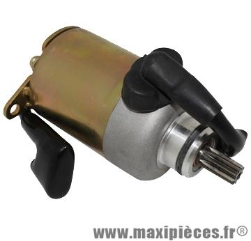 Prix discount ! Démarreur d'origine kymco pour maxi scooter 125 s/i/euro 3 grand dink (sans faisceau) référence 31210-kkc3-90c