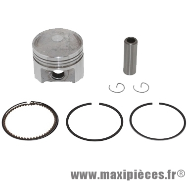 piston de scooter adaptable origine pour sym orbit/mio (37mm)