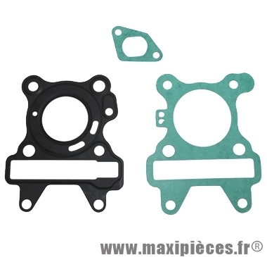 joint kit haut moteur de scooter adaptable : mbk booster ovetto yamaha bw's neos... 4t liquide (pochette)