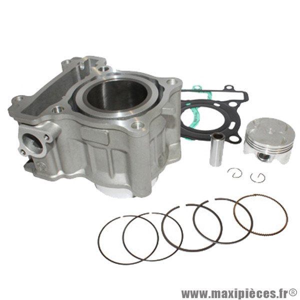 kit cylindre piston type origine : mbk skycruiser yamaha x-max 125cc Ø52mm 2008>