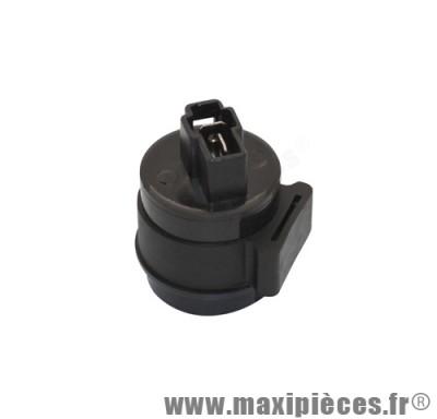 centrale de clignotant 12v avec buzzer adaptable origine pour scooter mbk booster nitro/yamaha bw's slider aerox...(2fiches)