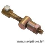 Serre cable embout de reparation tension de frein de scooter (petit modele)
