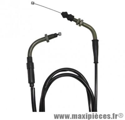 Prix spécial ! Transmission de gaz / cable d'accelerateur de scooter pour de scooter chinois (199cm)