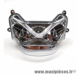 Phare optique avant adaptable origine pour mbk nitro yamaha aerox