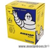 Chambre à air 10 pouces Michelin 3.00/3.50x10 (100/80x10 et 90+100/90x10 et 270-90) - valve coudée