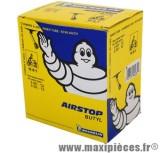 Chambre à air 12 pouces Michelin 12B1 - 3.00/3.50x12 - valve coudée 150 degrés