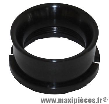 Cornet de carbu pour adaptation de filtre a air (diametre environ 38-40) pour carburateur dellorto et adaptable de type phbg