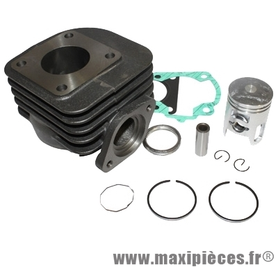 Kit cylindre piston type origine fonte 2t air pour kymco agility rs dink top boy