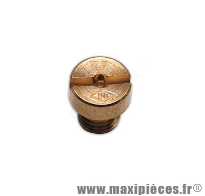 prix speciale ! gicleur principal Diamètre 105 pour carburateur 12 / 13 / 14 / 15 / 16 /17 / 19 / 21... pour  phbg et sha dellorto, ysn ect...