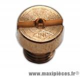 Gicleur principal Diamètre 100 pour carburateur 12 / 13 / 14 / 15 / 16 /17 / 19 / 21... pour  phbg et sha dellorto, ysn ect...