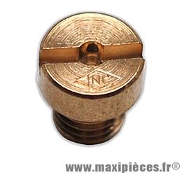 Prix special ! Gicleur principal phbn/phva/ysn diametre: 120 pièce adaptable pour carbu: 12/15/16/17/19/21... Pour: Scooter, Mécaboite, Mobylette, Maxi Scooter, Moto, Quad (Piece adaptable)