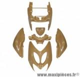 Kit carrosserie carénage a peindre pour mbk nitro yamaha aerox (6 pièces)
