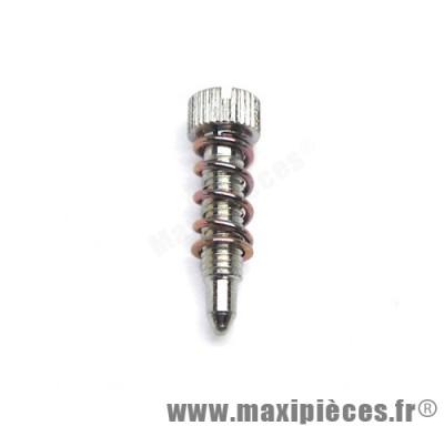 vis de ralenti pour carburateur adaptable et dellorto phbg + ressort