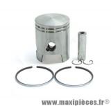piston malossi de scooter pour cylindre fonte : mbk booster spirit stunt rocket ovetto nitro ...(50cc 2t)