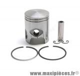Piston polini pour cylindre fonte mbk booster spirit, stunt, rocket, ovetto, nitro...