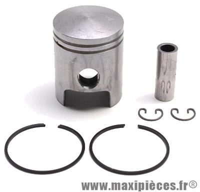 Piston polini pour cylindre fonte Peugeot trekker buxy zenith vivacity elystar speedfight splinter looxor ...(50cc 2t)