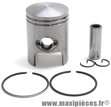 Piston top perf pour cylindre fonte : gilera dna typhoon nrg scarabeo sr easy ice runner stalker storm tph typhoon piaggio diesis fly free liberty ntt quartz sfera velofax vespa zip...(50cc 2t)