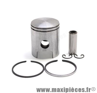 piston top perf de scooter pour cylindre fonte : peugeot elystar metal-x speedfight 1 et 2 wrc x-fight 1 et 2(50cc 2t)