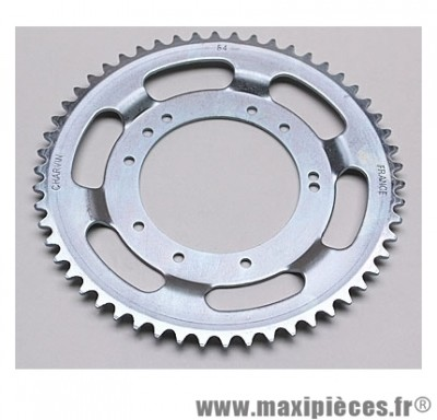 Déstockage ! Couronne MBK 51 roue alu grimeca d98 54 dts 10 trous