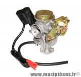 Carbu scoot 4temps (chinois 139qmb gy6) peugeot v-clic baotian BT49QT...