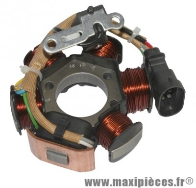 Stator pour gilera dna runner storm piaggio typhoon fly free nrg ntt quart sfera (modele all02)
