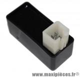 Bloc boitier cdi adaptable origine pour peugeot 103 6v (5 plots)