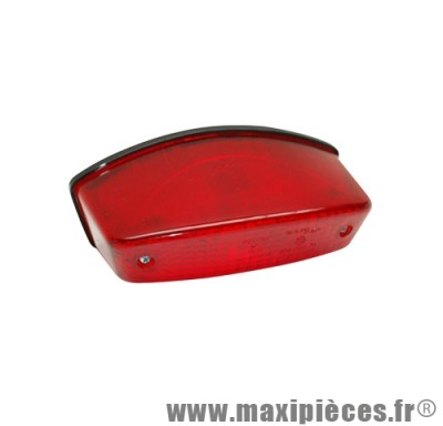 Feu arrière de 50 a boite adaptable origine pour derbi senda xp6 xr6 x-limit dtr