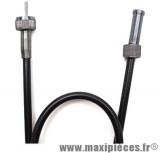 Prix spécial ! transmission / câble de compteur de mob pour mbk 51 type cev (lg 660mm)