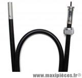 Transmission / cable de compteur de mob pour peugeot 103 veglia (lg 725mm)