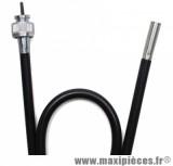 Transmission / cable de compteur de mob pour peugeot 103 veglia (lg 585mm)