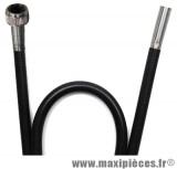 transmission / cable de compteur de mob pour peugeot 103 mvl veglia (lg 900mm)