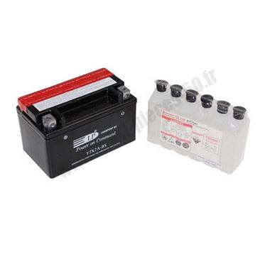batterie 12v / 6ah (ytx7a-bs) sans entretien pour cygnus 125/flame 125... (dimension: lg152xl88xh94)