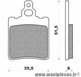Plaquettes de freins pour aprilia mx rs rx beta chrono fantic caballero malaguti f12/15 piaggio px ... *Prix spécial !