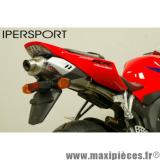 Silencieux d'échappement Giannelli IPERSPORT Nichrom Honda CBR 1000 RR 04/07 *Déstockage !